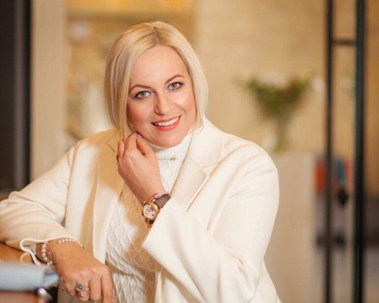 Лариса Мудрак: 5 фактів про нову голову наглядової ради Українського культурного фонду